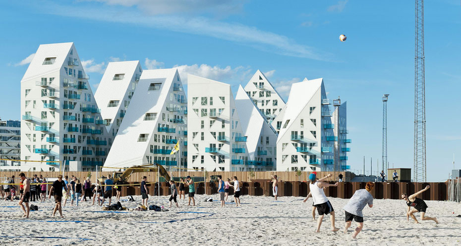 THE ICEBERG WINS BUILDING OF THE YEAR 2015