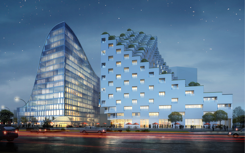 Jds architects jds in china for 5 star hotel design