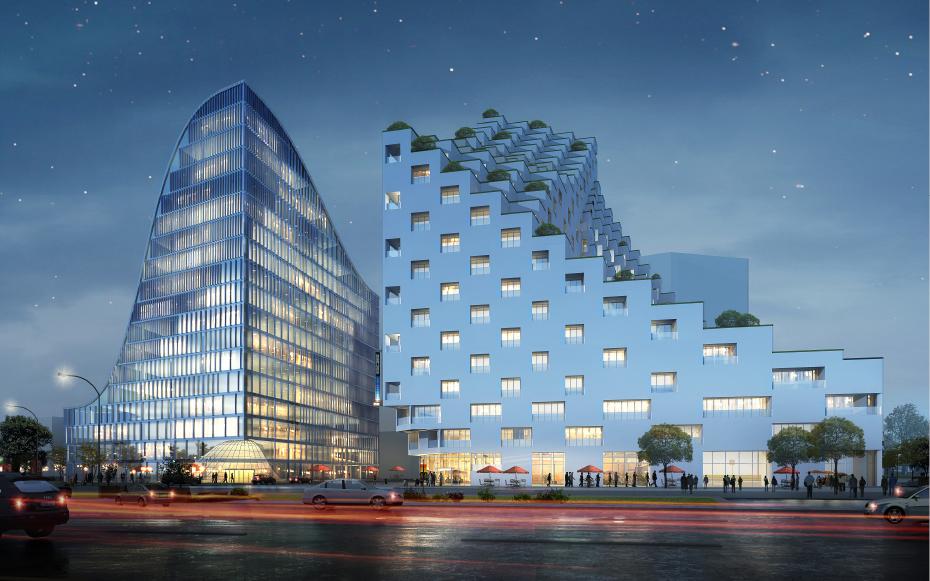 JDS Architects | Parachute