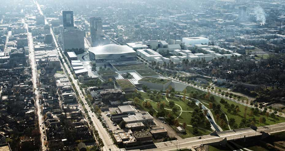JDS SHORTLISTED FOR TOWNS BRANCH COMMONS MASTER PLAN IN LEXINGTON KENTUCKY